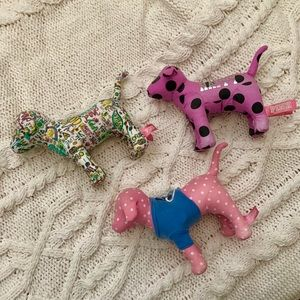 VS PINK Dogs - $15 or FREE with any purchase!
